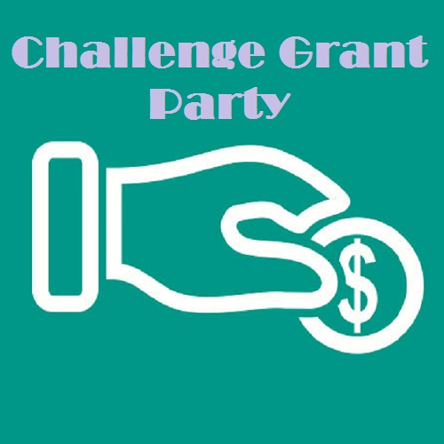 challenge grant party 2017